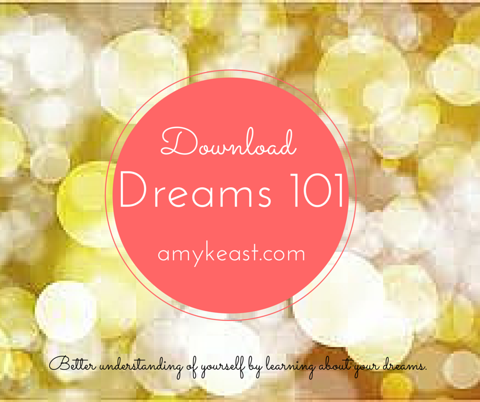 Dreams 101 an online course to learning through your dreams.